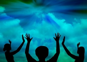 Discipleship Study - Miracles - Exodus 17-11-12 - Held Up His Hands - Growing As Disciples