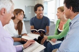 Discipleship Study - 1 Thessalonians 2:13 - Knowing God - Received The Word Of God - Growing As Disciples